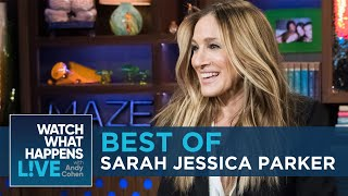 Sarah Jessica Parker's Best Moments On Watch What Happens Live! | WWHL