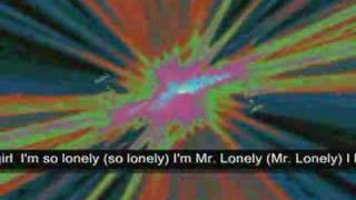 Mr. Lonely(karaoke)