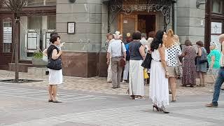 Очереди в театр/Центр города/Симферополь