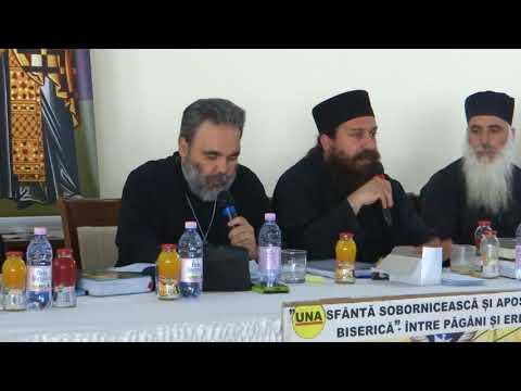 Cuvântul monahului Sava de dinaintea finalului Sinaxei de la Satu Mare - 19 mai 2018