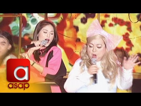 "ASAP: Toni and Nanette perform ""All About That Bass"""