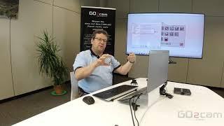 GO2cam - Grundinstallation und GO2cam Cloud-Service