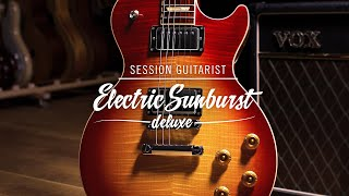 SESSION GUITARIST: ELECTRIC SUNBURST DELUXE Walkthrough | Native Instruments