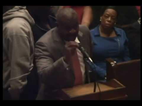 Newark Municipal Council meeting - November 20, 2012 - Part 1