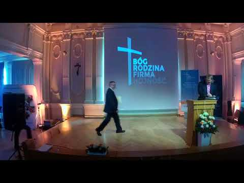 Tom Peterson Speaks in Poland