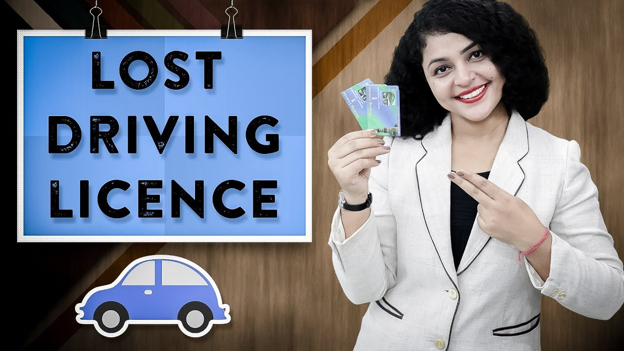 How to Apply for Lost Driving Licence Online | Duplicate Driving Licence  Apply Online