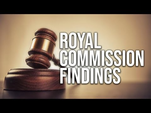 Banking Royal Commission Highlights