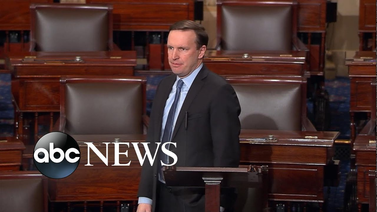 School shootings a 'consequence of our inaction,' Sen. Chris Murphy says