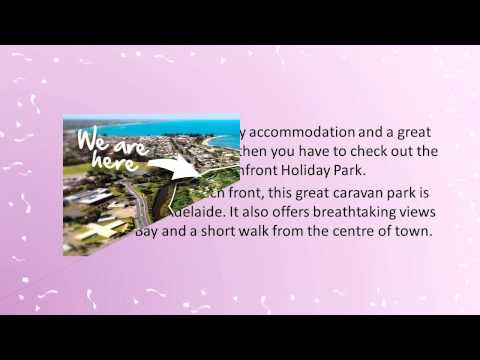 The Victor Harbor Beachfront Holiday Park - Accommodation  with Surf & Sun