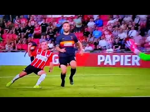GALATASARAY PSV EINDHOVEN MAÇI GOL (GALATASARAY PSV EINDHOVEN MATCH GOAL)