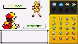 Pokémon Yellow No Evolutions - Pt 21 - Birds Birds!  Birds Birds Birds!