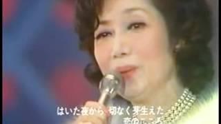 昭和25年ころにこの歌が登場したとき、ラジオのアナウンサーが「美人歌...