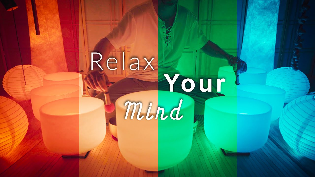 Changing Seasons Sound Bath | Personal Growth & Healing Meditation | Singing Bowls Music | Sleep