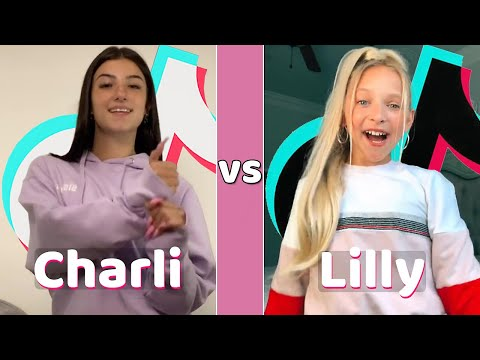 Charli D'amelio Vs Lilly Ketchman TikTok Dances Compilation 2020
