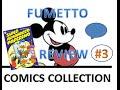 fumetto review #3  super almanacco di paperino