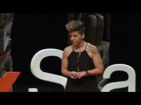 The Power of Zero Tolerance | Isabelle Mercier | TEDxStanleyPark