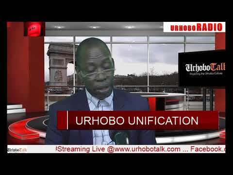 Urhobo Unification by Daddy Kris
