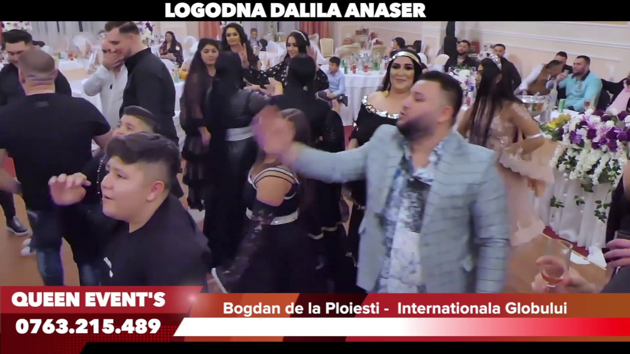 Bogdan de la Ploiesti - Internationala Globului [ Oficial Video ] 2020 || Logodna Dalila Anaser