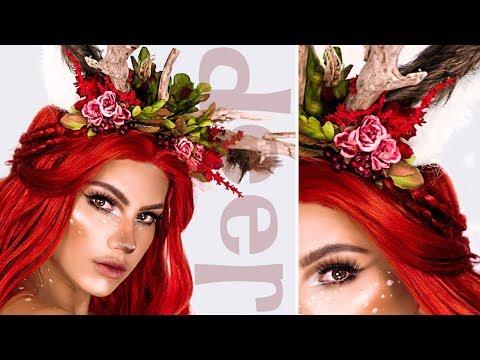 deer makeup | Beauty School Makeup