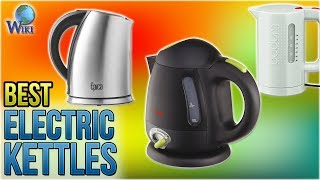10 Best Electric Kettles 2018