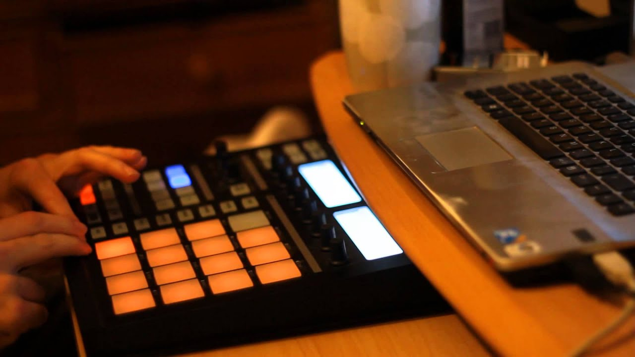 native instruments maschine beat making (hip hop) (hozay) - youtube