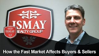 Raleigh Real Estate Agent: How the Fast Market Affects Buyers & Sellers