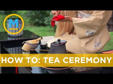 Here's How To Host A Proper Japanese Tea Ceremony | Your Morning