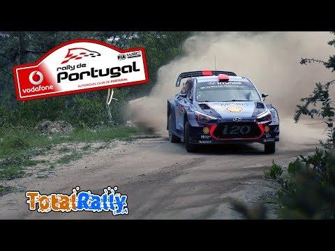 WRC Rally de Portugal 2017 - TotalRally [HD]