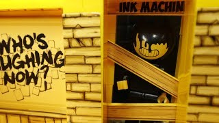 Build our Machine Song Lego Bendy and the Ink Machine Full