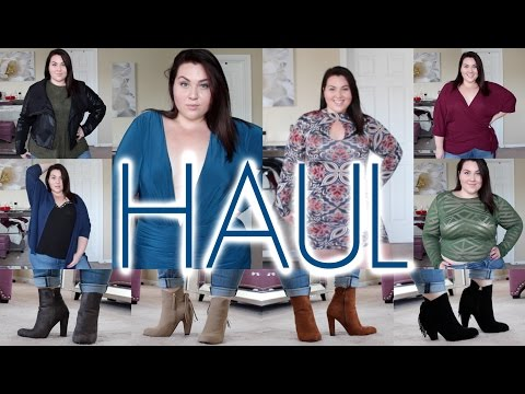 Try On Haul: Fashion To Figure