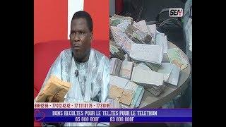 Telethon Act 2 pour  Taibe Socé : Bougane, Wally Seck, Birane Ndour, Commercant Sandaga...repondent