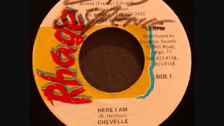 Chevelle Franklyn - Here I Am