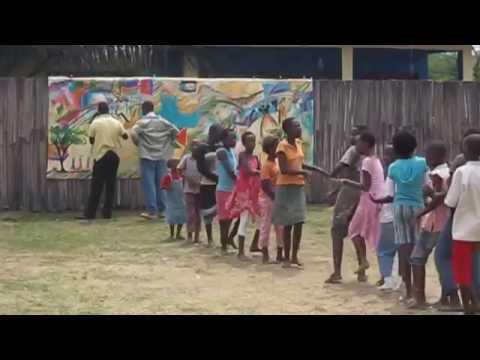 Art Miles in Burundi 2012