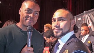 Keith Thurman: NO FIGHT vs Errol Spence in 2018! & Explains Why