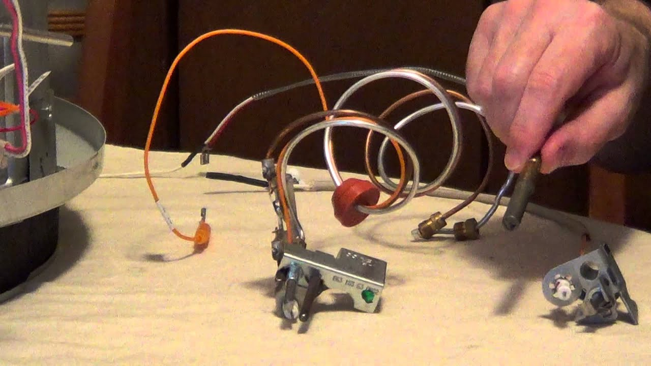 Thermopile vs Thermocouple - YouTube