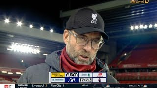 Jürgen Klopp SHOCKED Liverpool vs Man city 3-1 Post Match Analysis & All Goals | Premier League