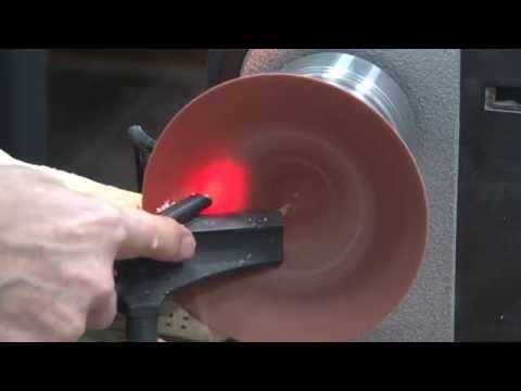 Woodturning: Using a Light Source to Turn a Bowl