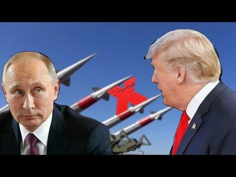 Donald Trump dá Ultimato de 60 Dias a Vladimir Putin e Ameaça Sair de Tratado Nuclear.