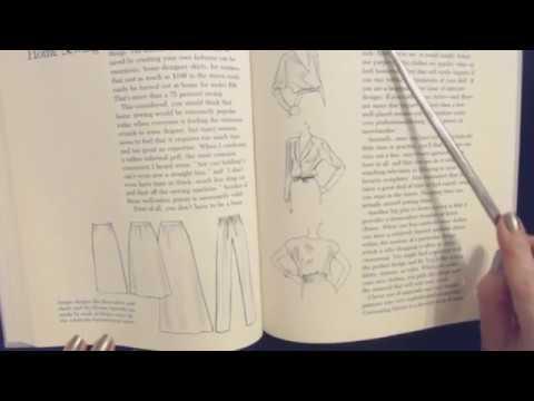ASMR Super-Soft Reading ~ Fashion Advice