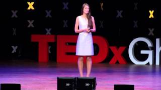 High Tech in High Heels | Katrien Herdewyn | TEDxGhent
