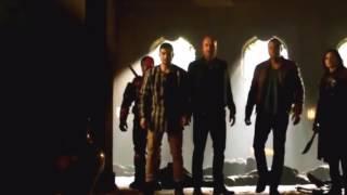 Arrow 5×23 Oliver vs Chase | Consintene vs Oliver