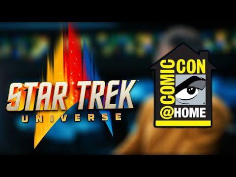 NEW Star Trek News Inbound! Comic Con 2020 Announcement | Star Trek News