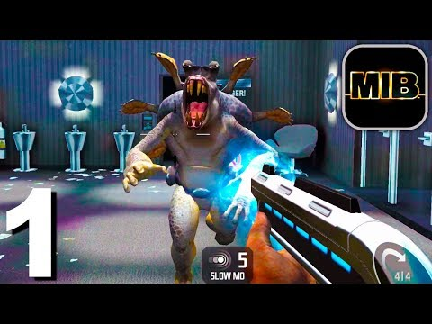 Men In Black: Galaxy Defenders (by Sony Pictures Television) Android Gameplay Walkthrough - Part 1