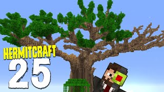 HermitCraft 7: 25 | OMEGA TREE PROGRESS