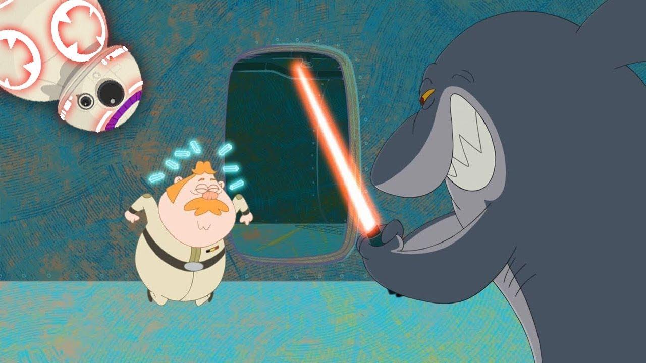 Zig & Sharko - Goofy Astronauts (S01E75)