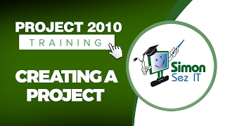 Video Microsoft Project 2010 Video Training Tutorial - Creating a Project download MP3, 3GP, MP4, WEBM, AVI, FLV Agustus 2018