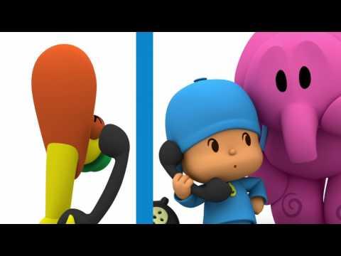 Let's Go POCOYO! 60 minutos de Pocoyo en español - caricaturas infantiles [2]