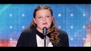 Baixar Océane amazing young girl sings Edith PIAF ! France's Got Talent 20th october 2015