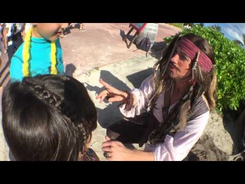DAY 5 : Travel Palacio Family 2015 at DISNEY® CRUISE LINE®  | Castaway Cay Disney® Island