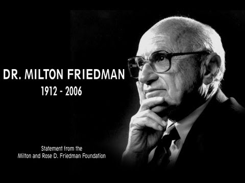 milton friedman capitalism and freedom Or why capitalism and freedom are not necessarily the same thing, despite what milton friedman says there are multiple academic and popular understandings of the relationship of capitalism and freedom, though in popular political discourse these two concepts often get conflated as one and the same thing.